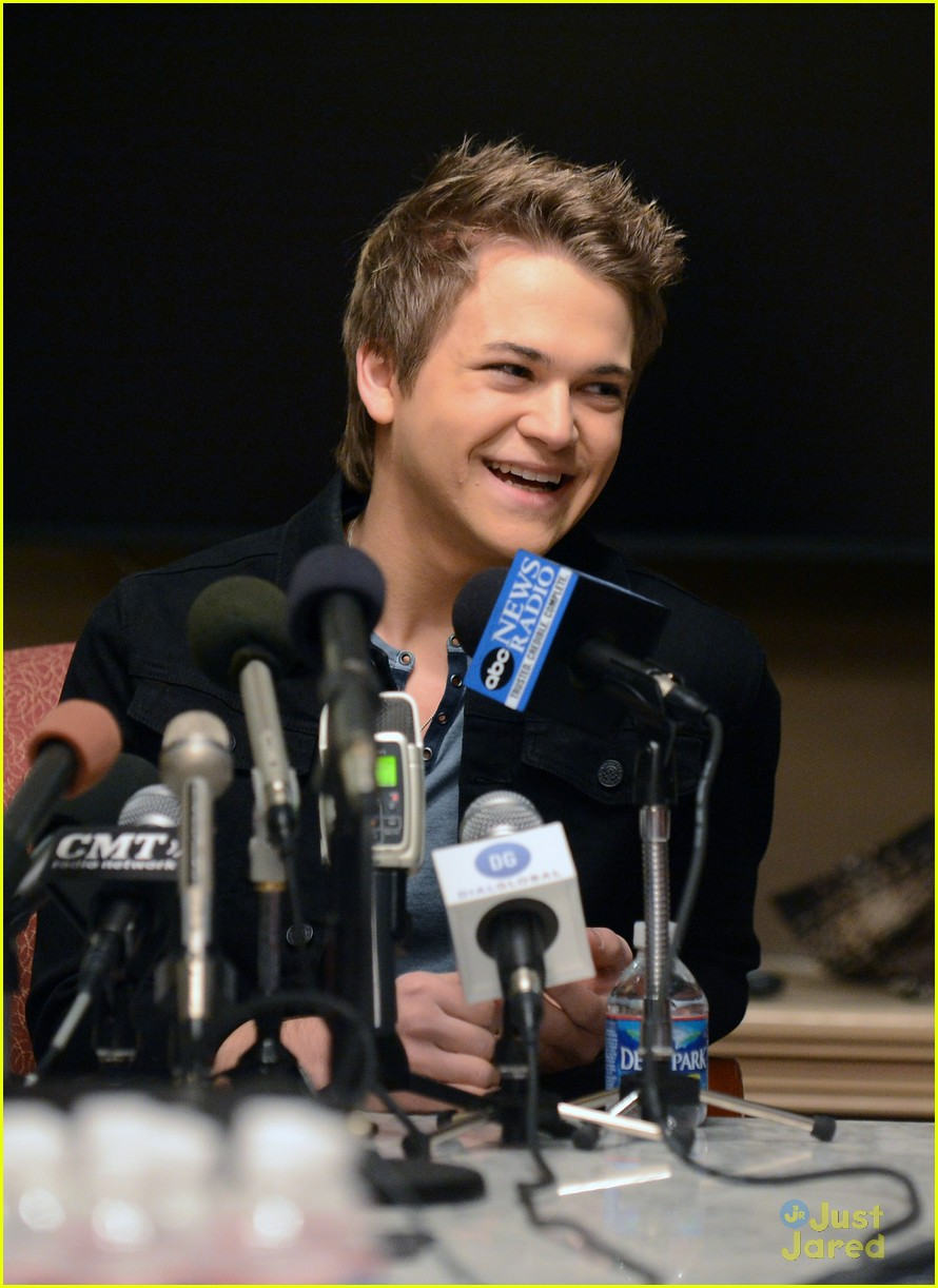 hunter hayes bmi party 13