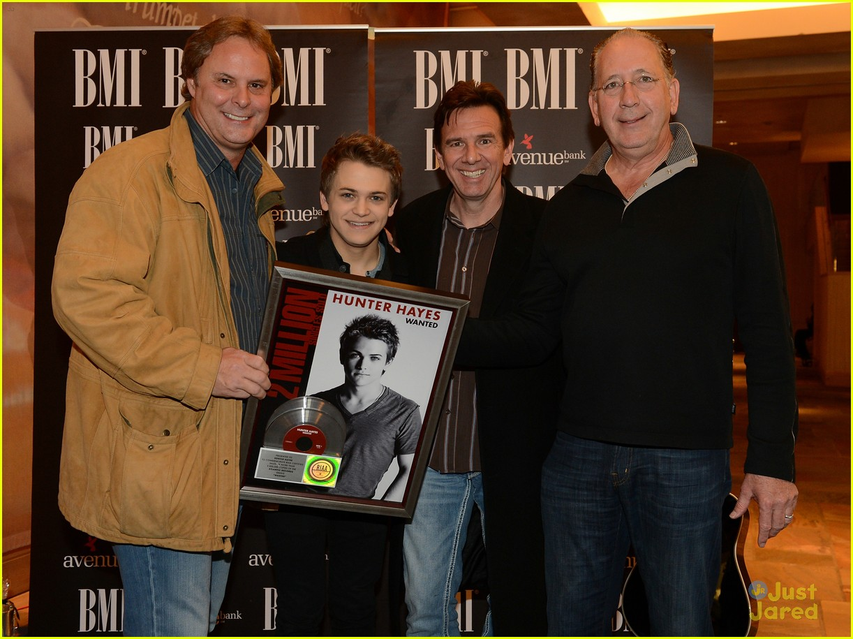 hunter hayes bmi party 17