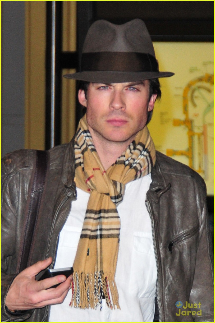 ian somerhalder missed inauguration 01