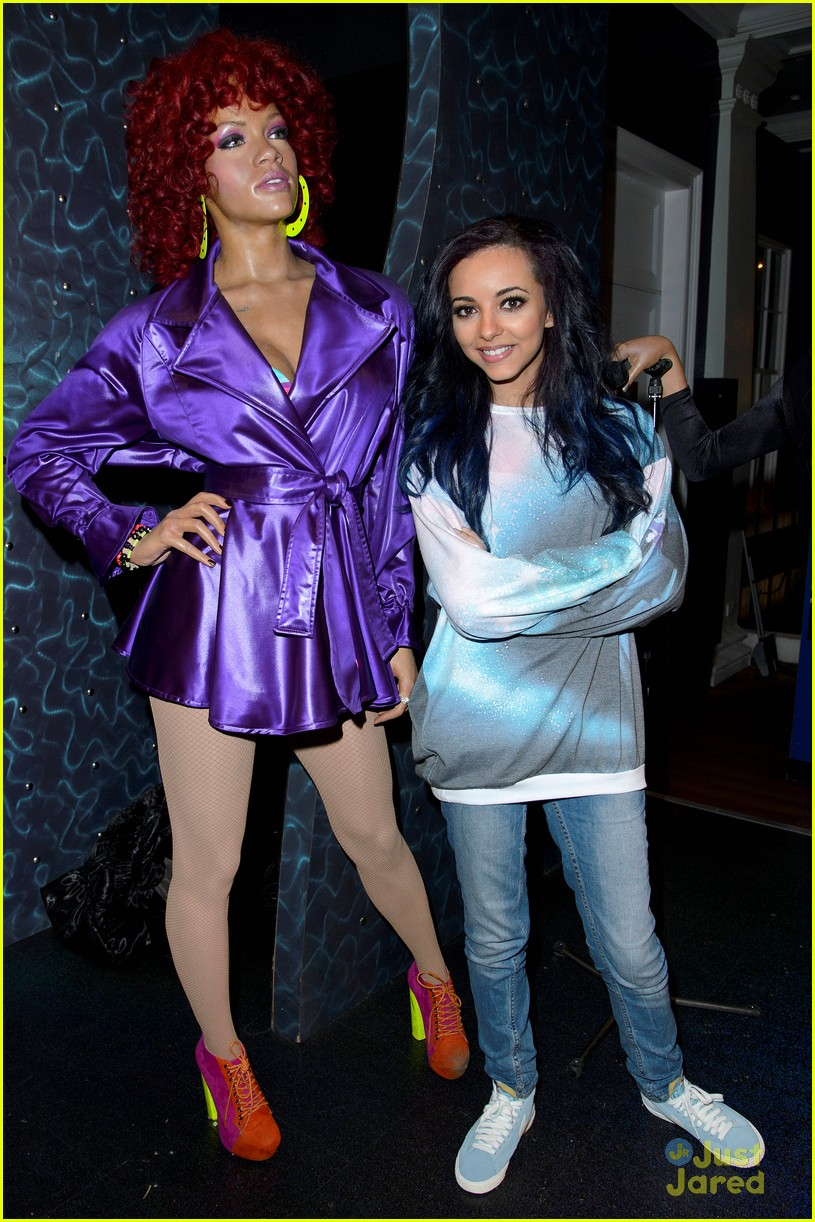 jade thirlwall madame tussauds 01
