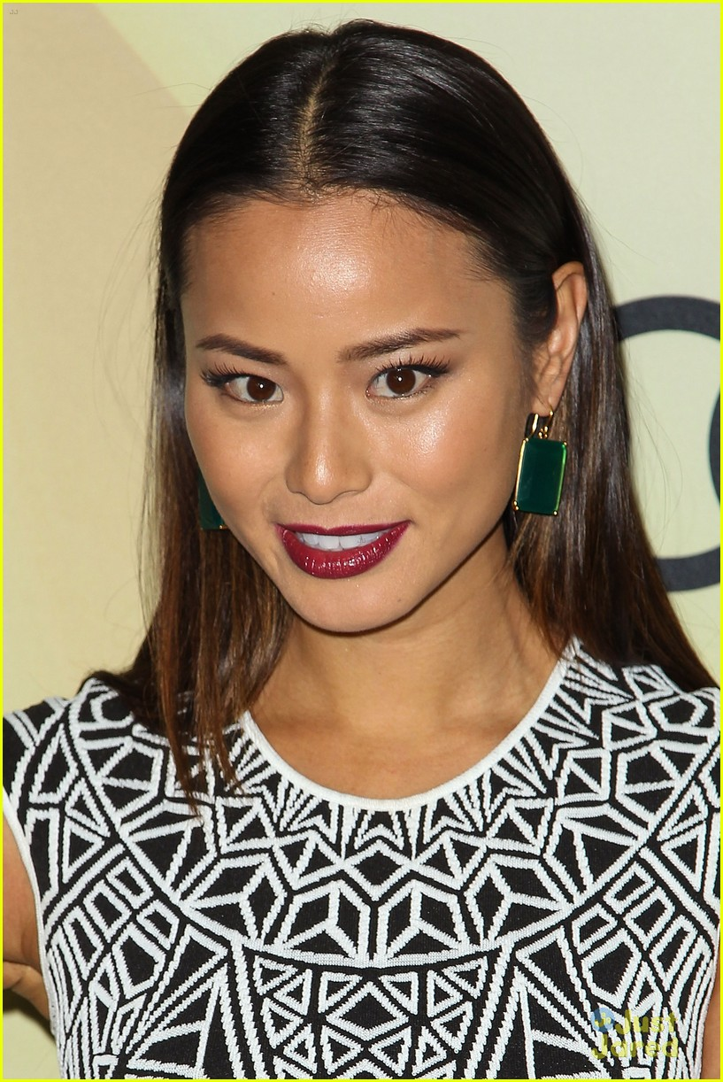jamie chung audi gg party 06