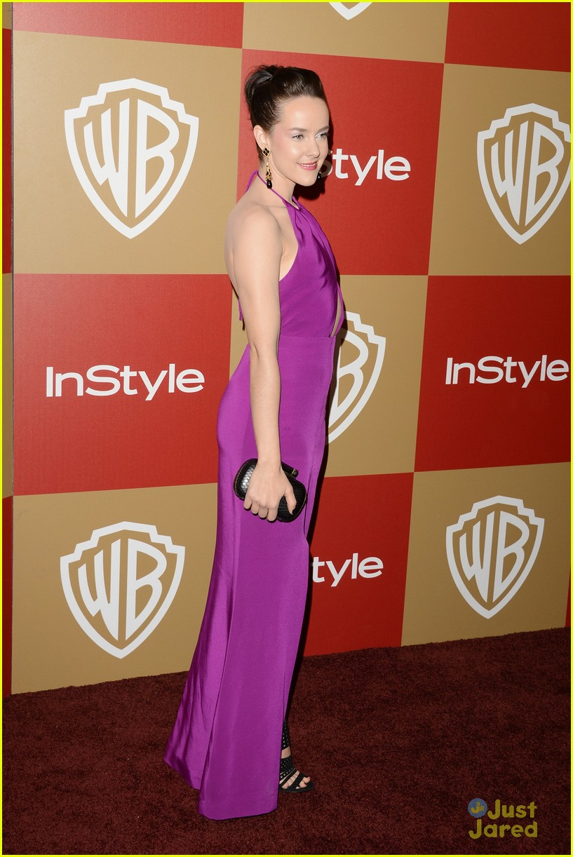 jamie chung jena malone instyle gg party 06
