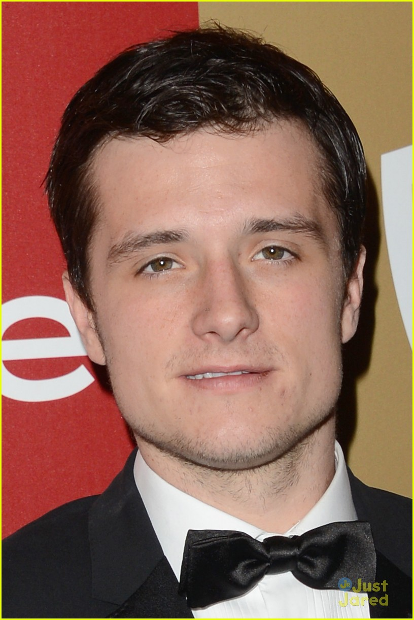 josh hutcherson instyle gg party 20