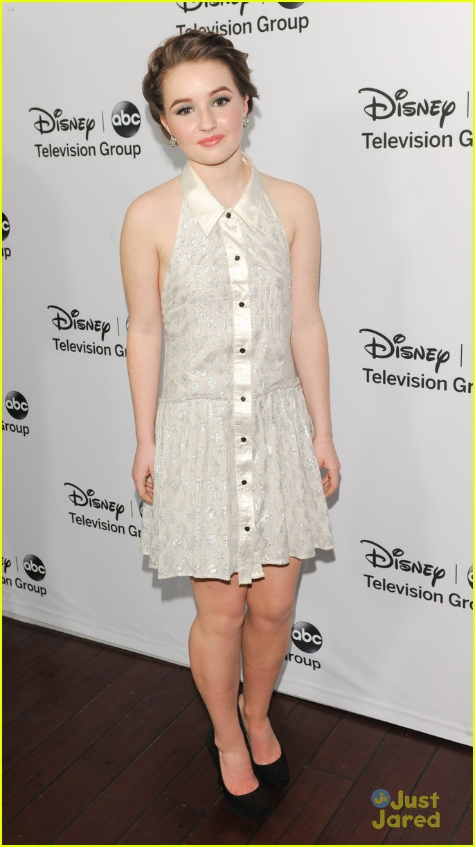 kaitlyn dever allie gonino allie grant abc tca party 12