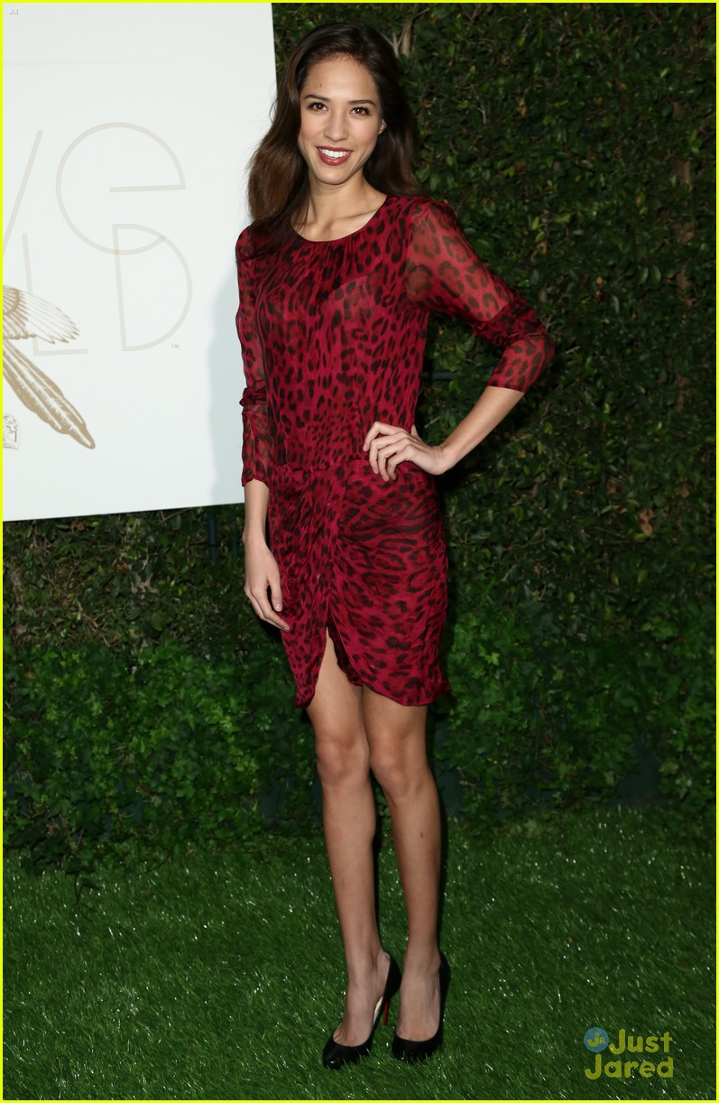 kelsey chow isabelle fuhrman love gold event 08