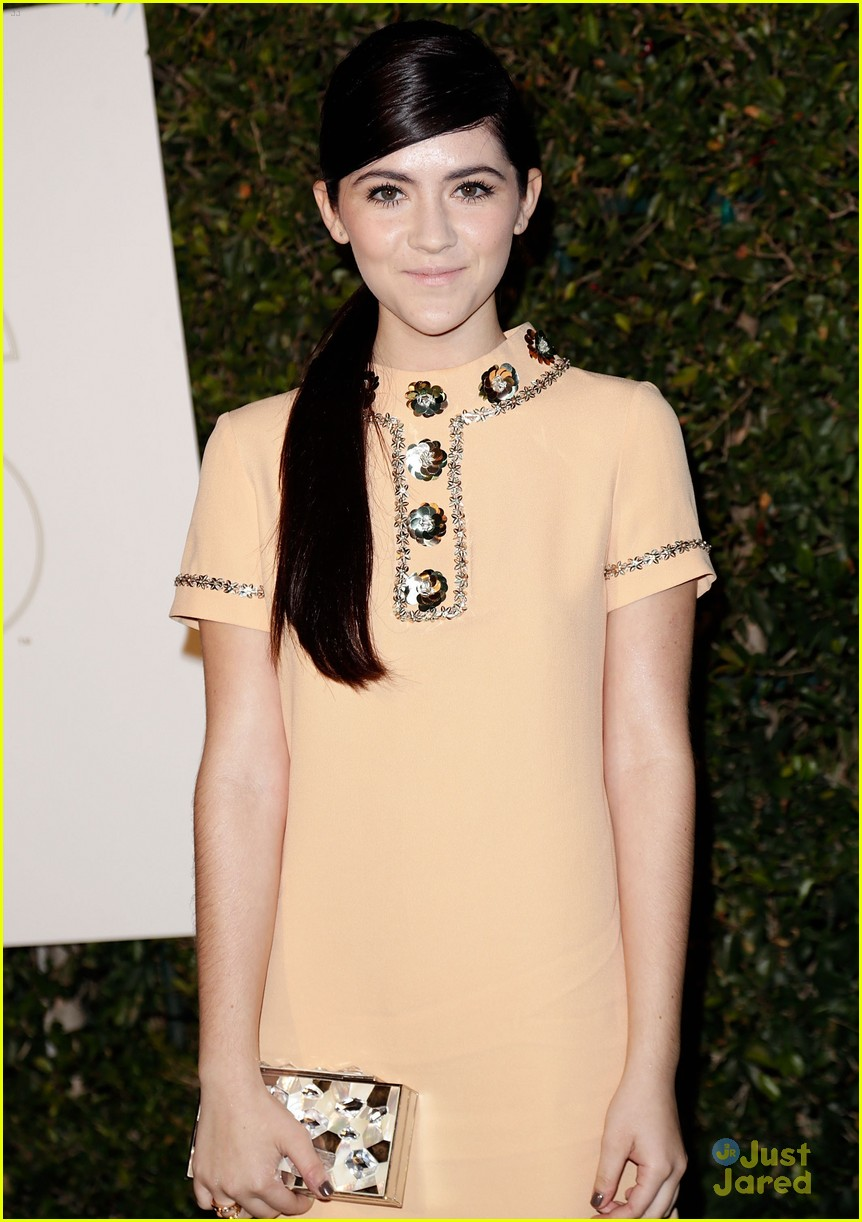 kelsey chow isabelle fuhrman love gold event 09