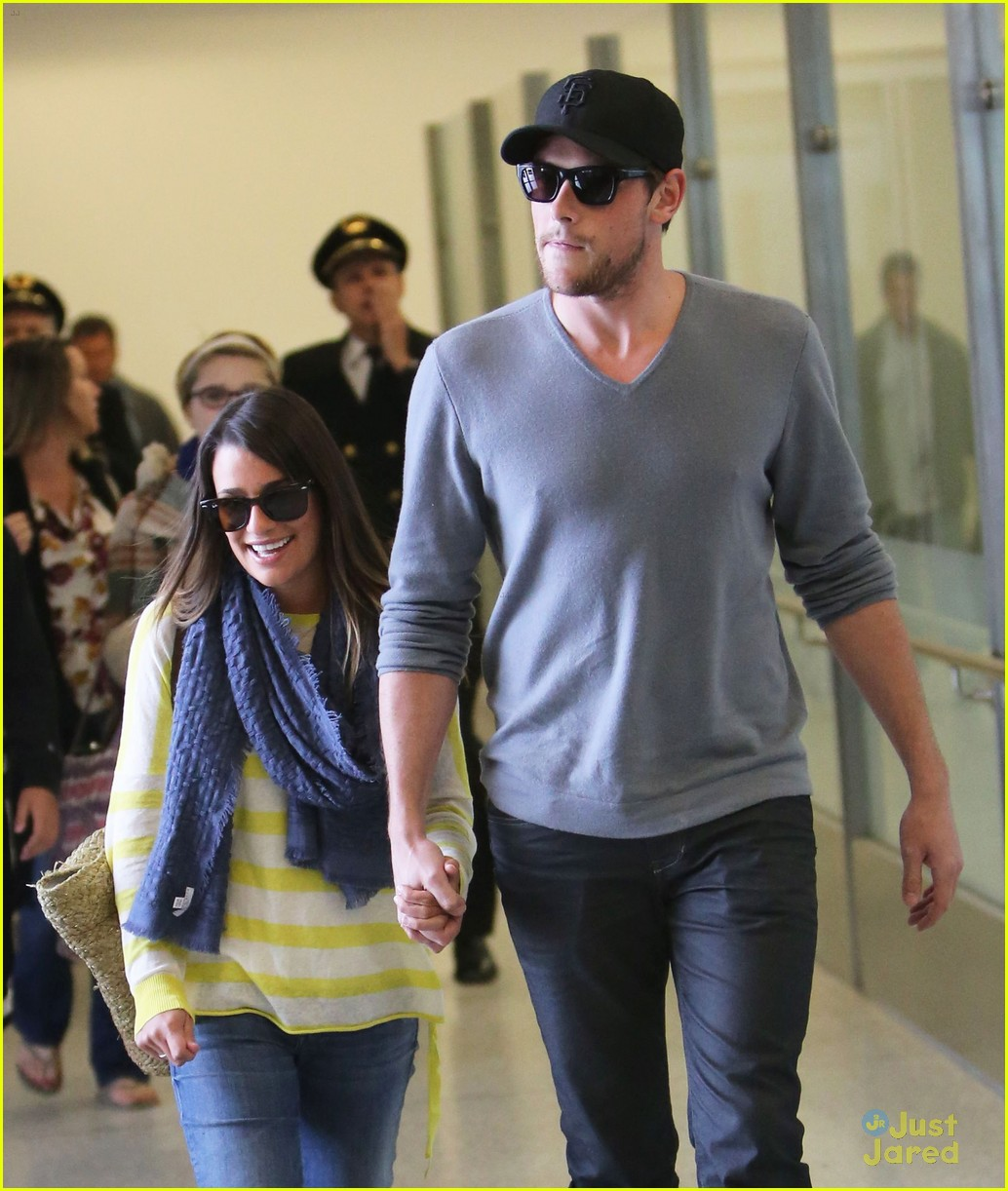 lea michele cory monteith lax 10