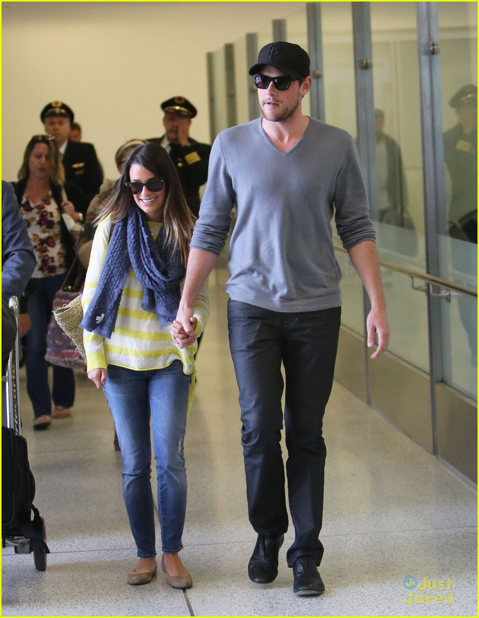 lea michele cory monteith lax 13