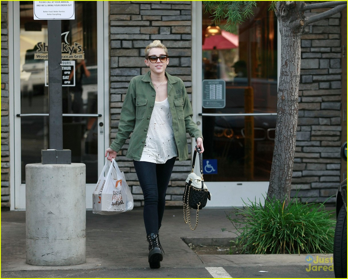 miley cyrus sharkys take out 03