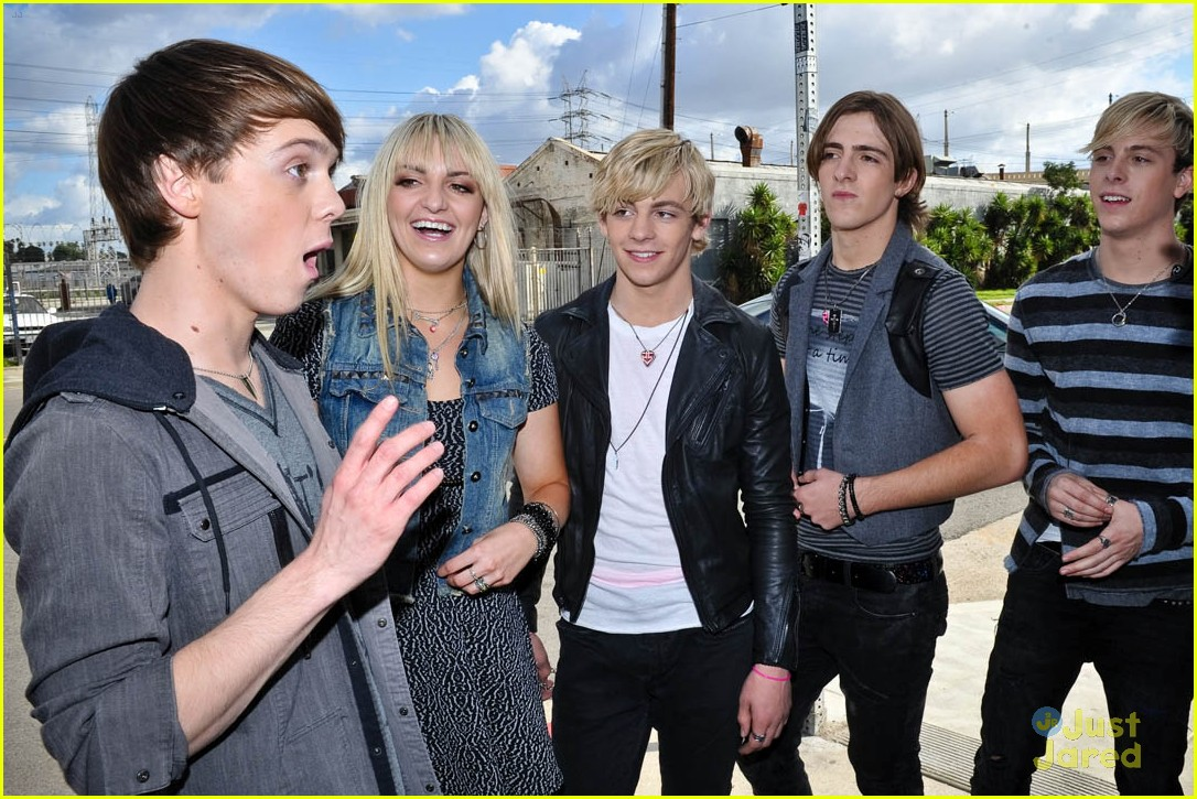 ross lynch r5 loud video 14