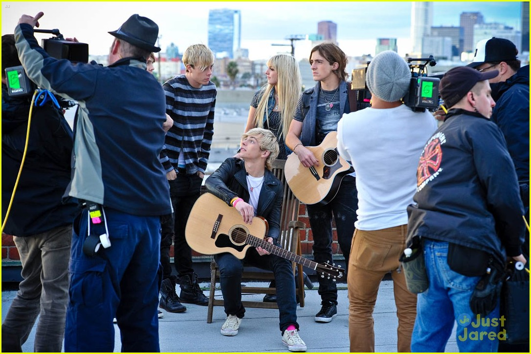 ross lynch r5 loud video 19