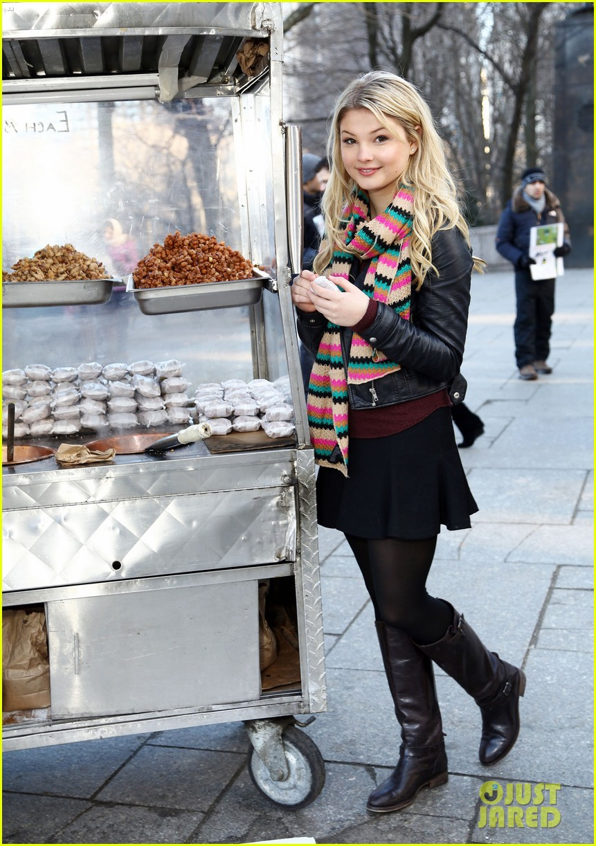 stefanie scott new york 01
