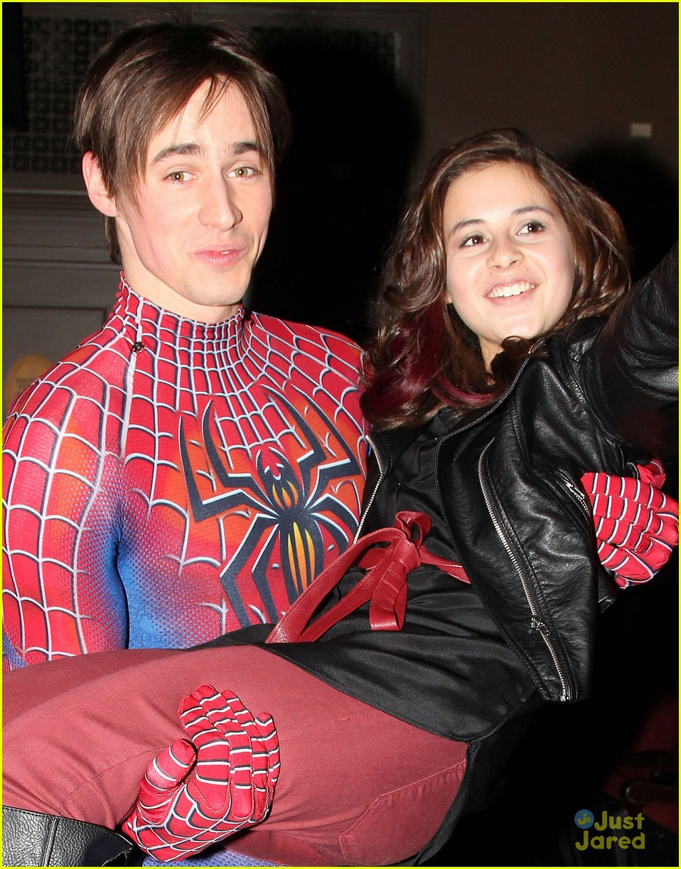 carly rose sonenclar spiderman bway 05