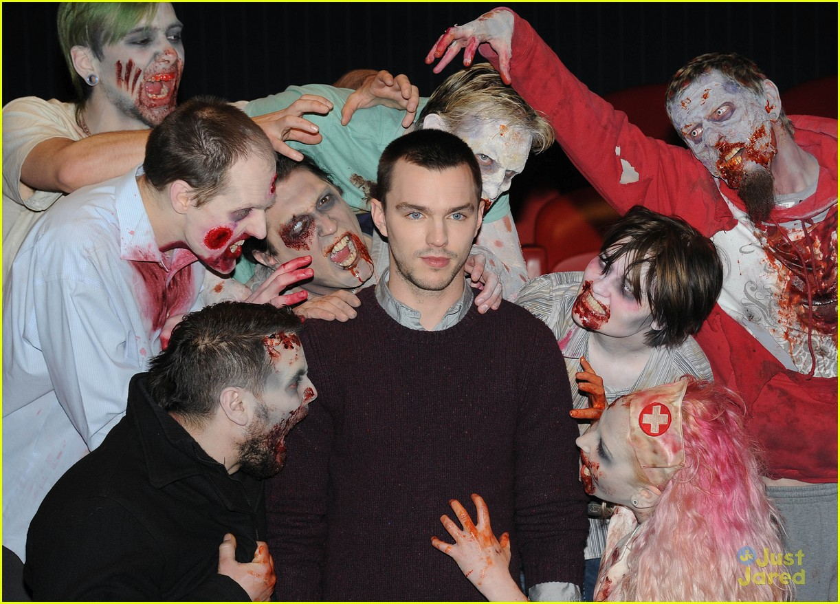 teresa palmer nick hoult london warm bodies 08