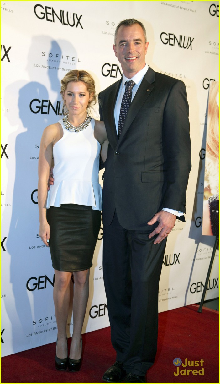 ashley tisdale genlux event 14