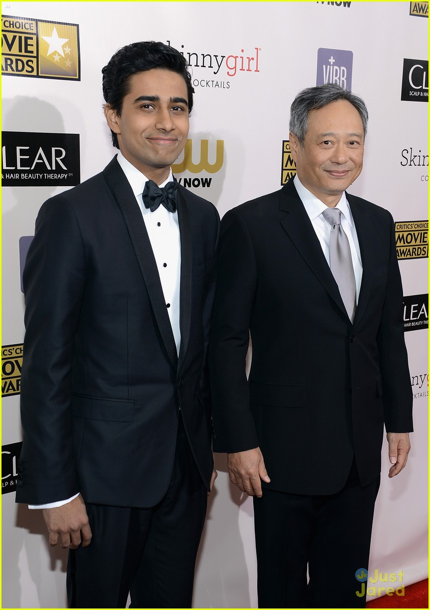 tom holland suraj sharma critics choice 16