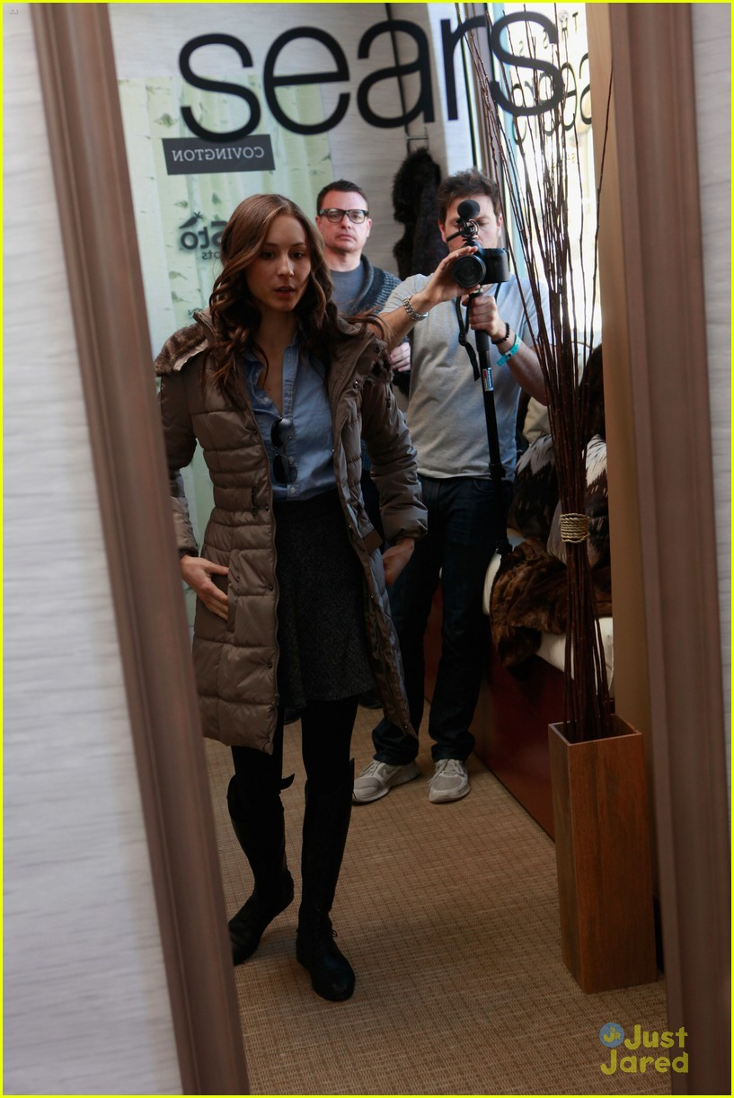 troian bellisario patrick adams sundance 14