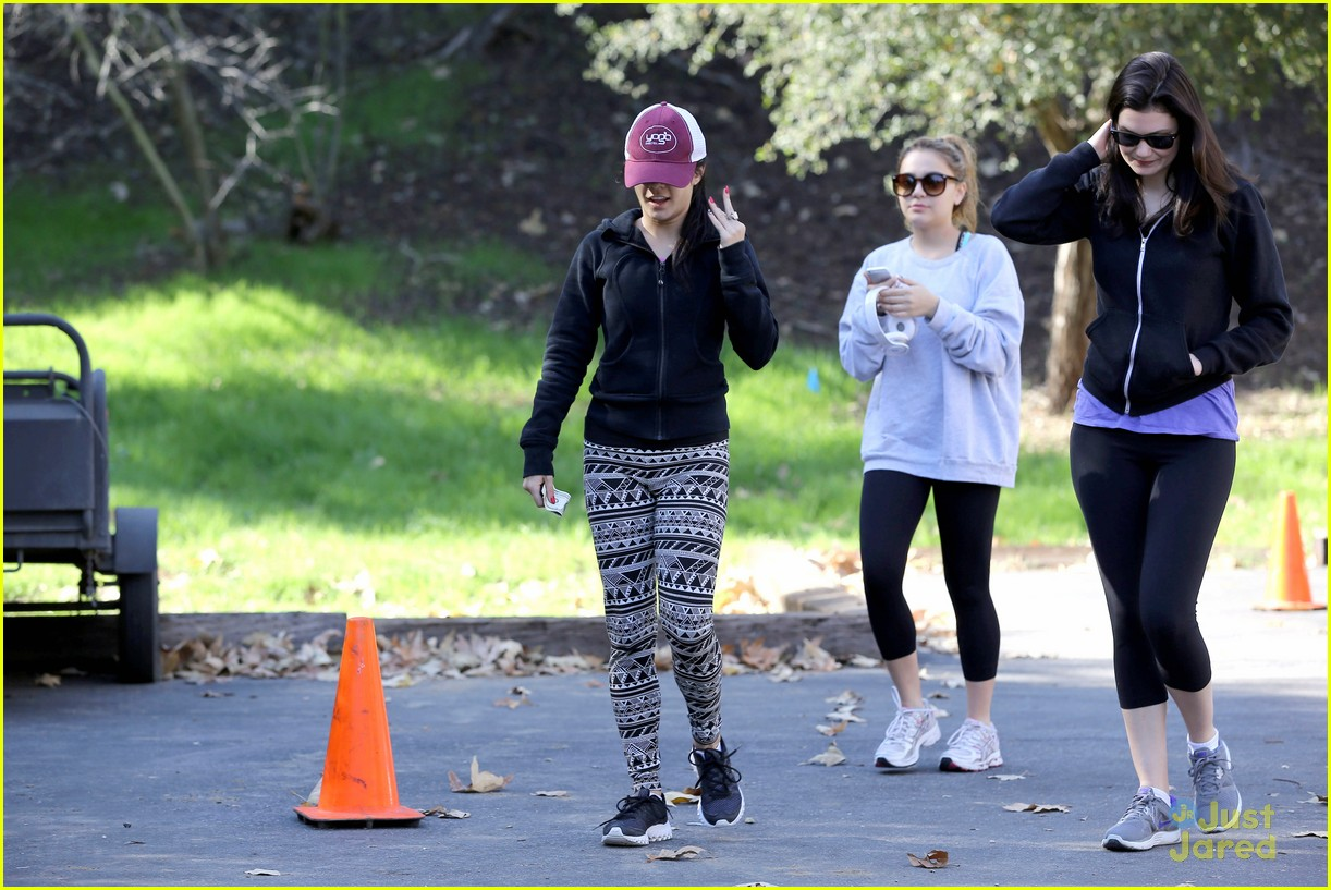 vanessa hudgens hike stella friend 19