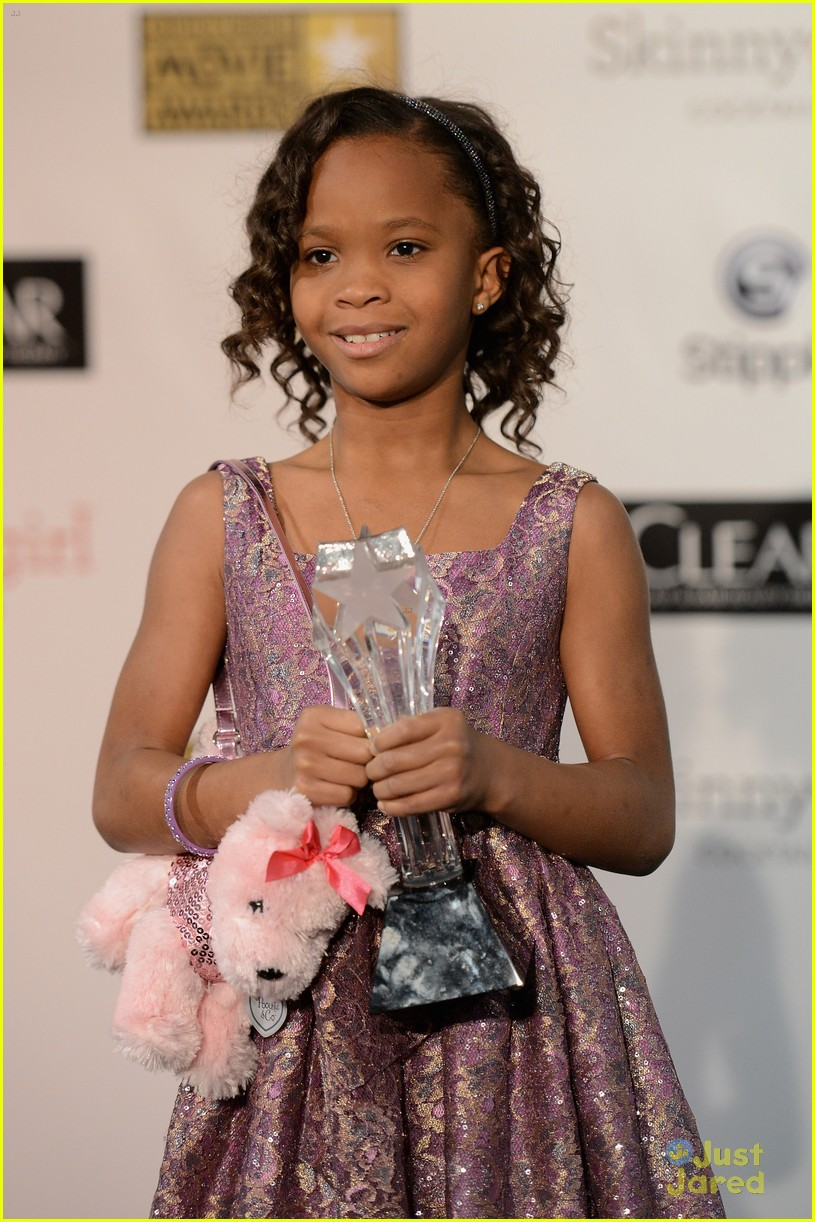 quvenzhane wallis critics choice 09