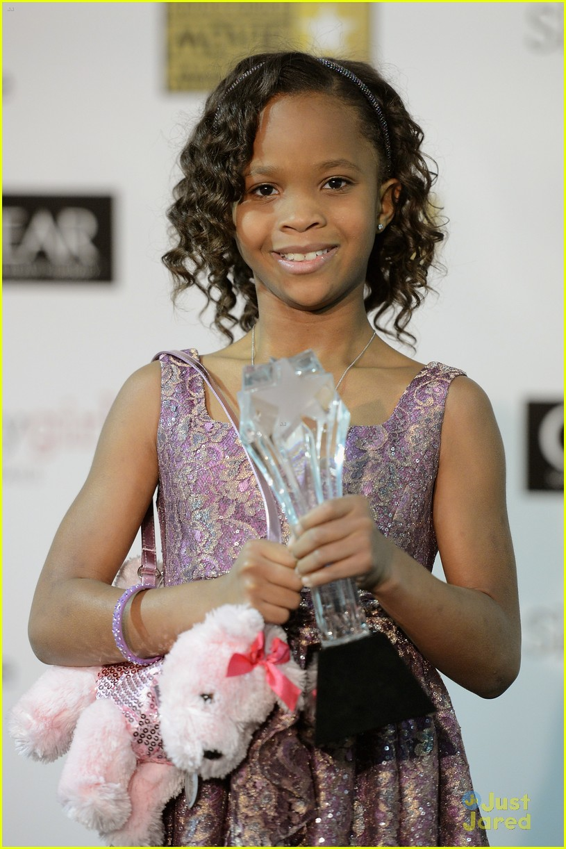 quvenzhane wallis critics choice 11