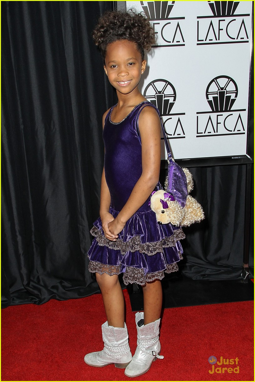 quvenzhane wallis weekend events 10