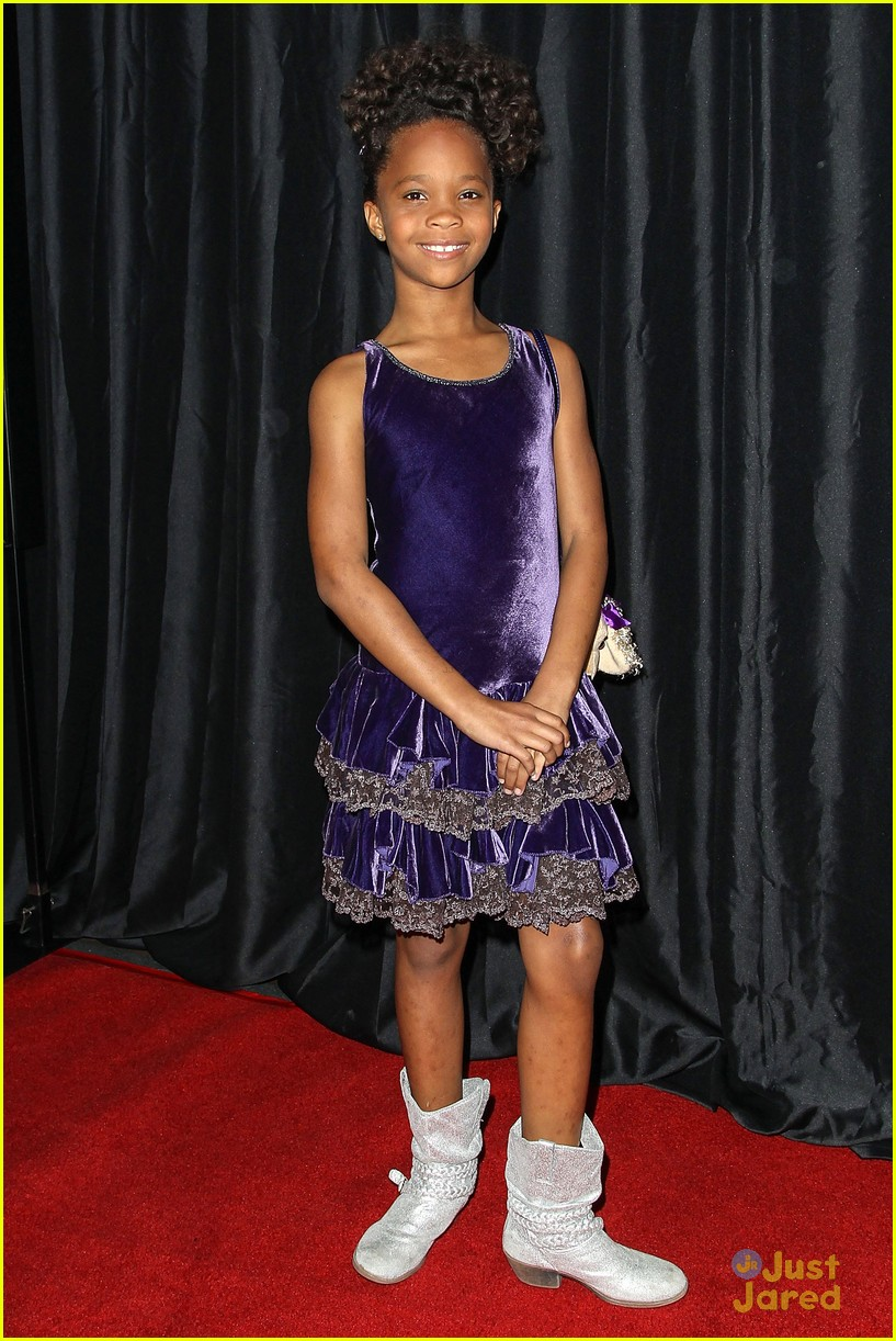 quvenzhane wallis weekend events 15