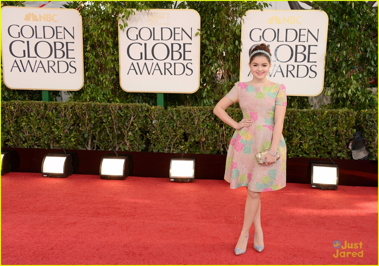 ariel winter golden globes 01