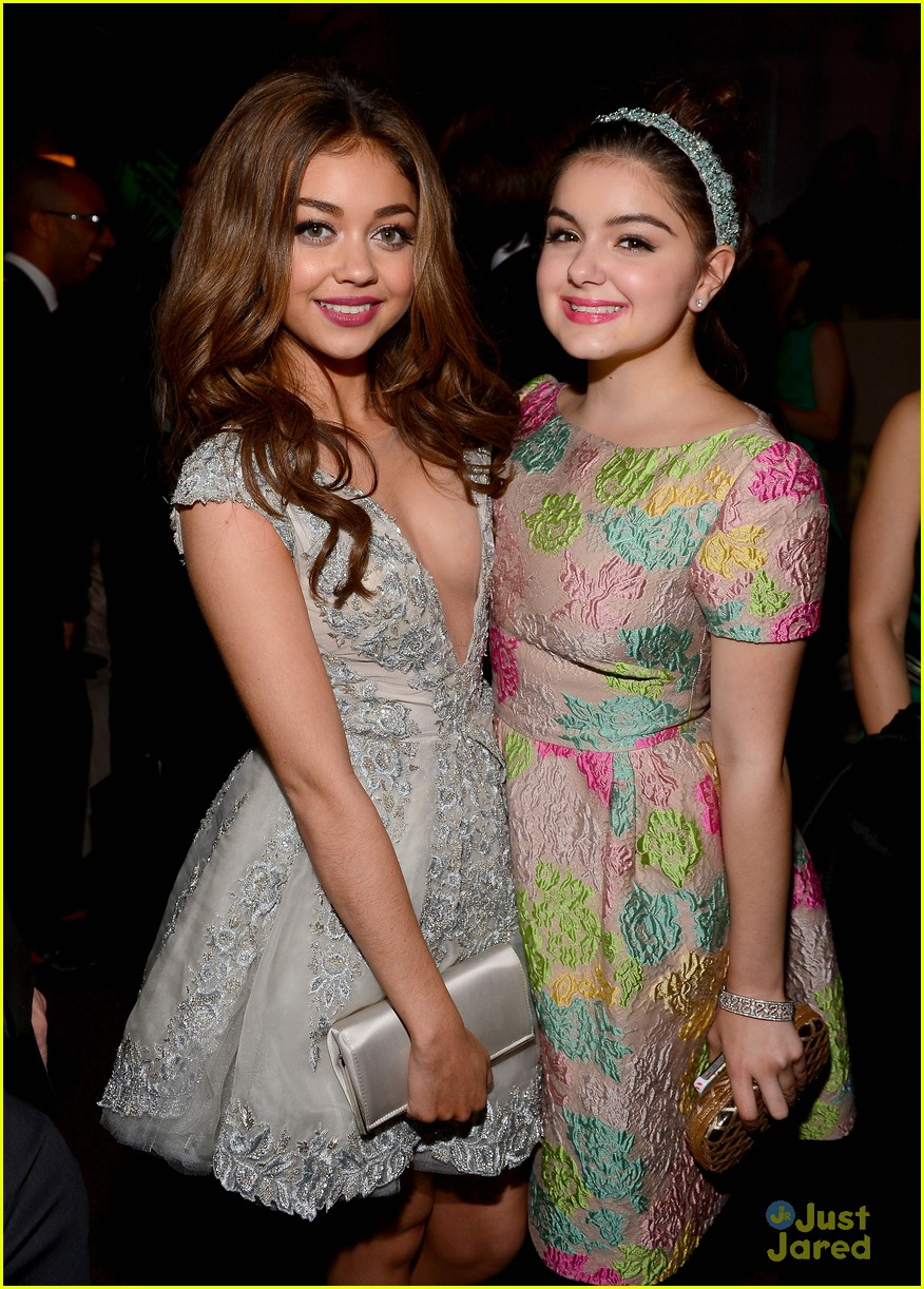sarah hyland ariel winter gg parties 06