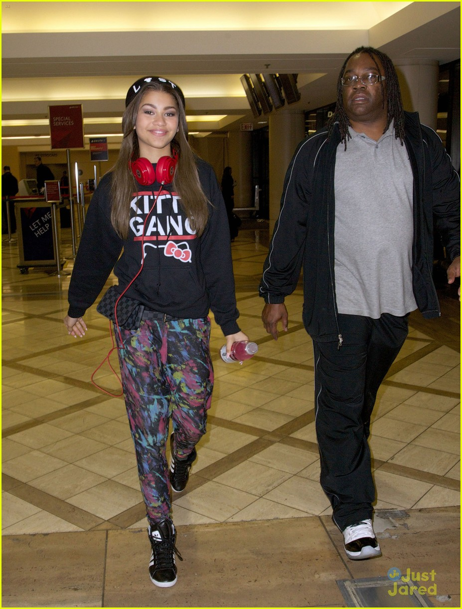 zendaya lax liftoff detroit 02