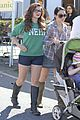 Ariel-julie ariel winter julie bowen farmers market meet up 13