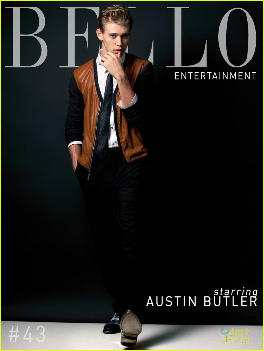 austin butler chloe bridges bello mag 13