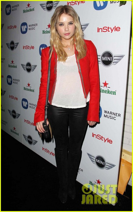 ashley benson post grammys party pretty 07