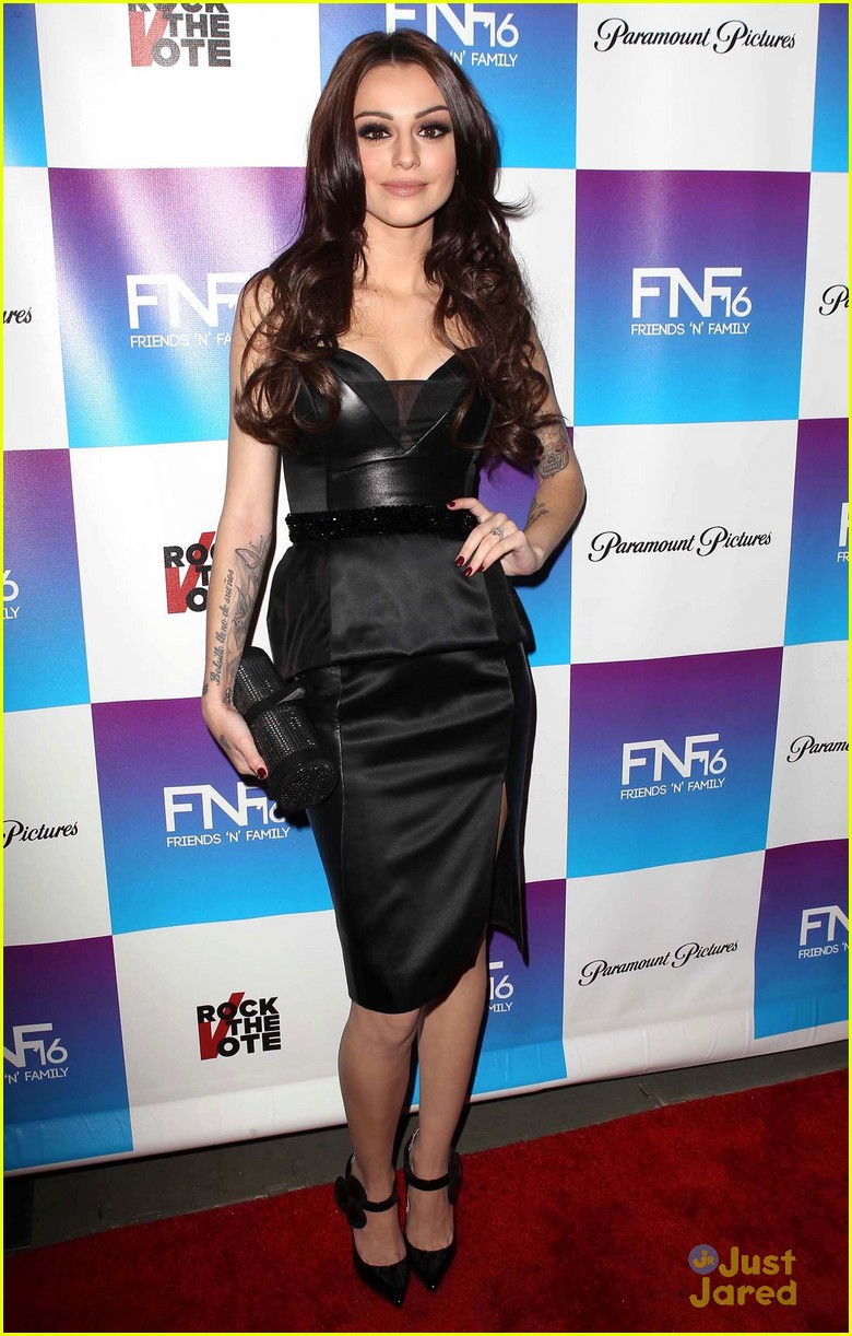 cher lloyd friends family pregrammy event 15