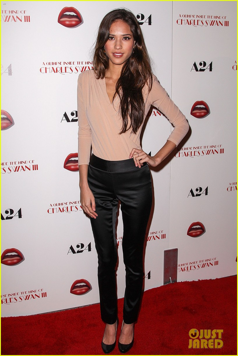 kelsey chow claire julien glimpse inside the mind of charles swan premiere 03