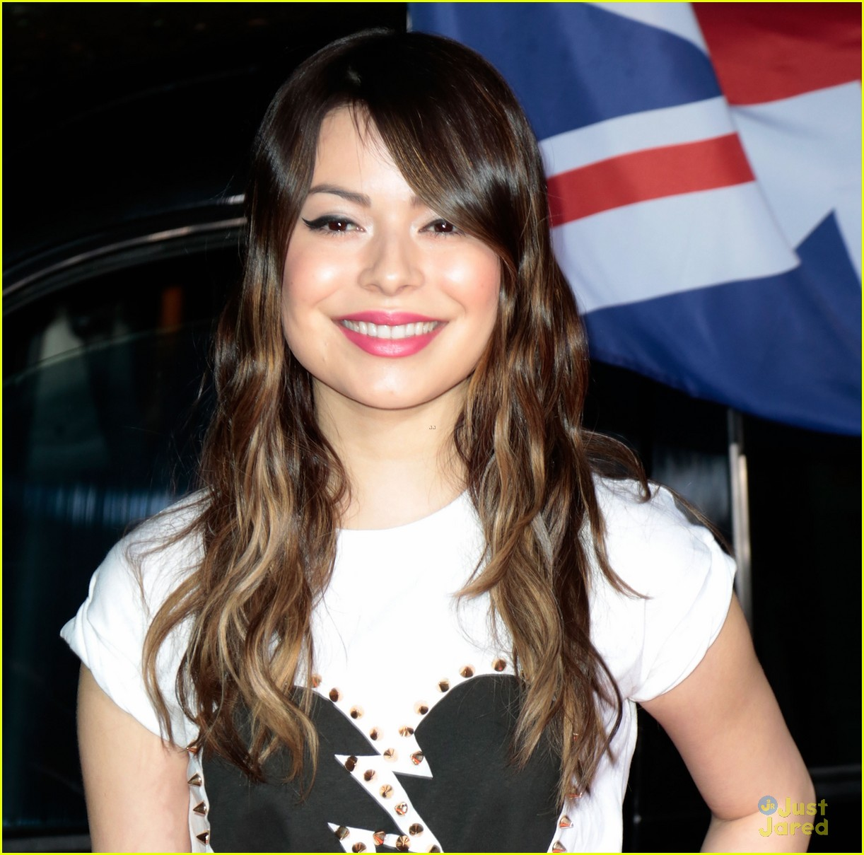 miranda cosgrove topshop topman la opening party 02