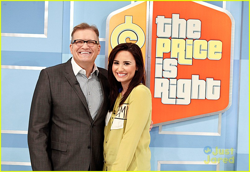 demi lovato price right appearance 05