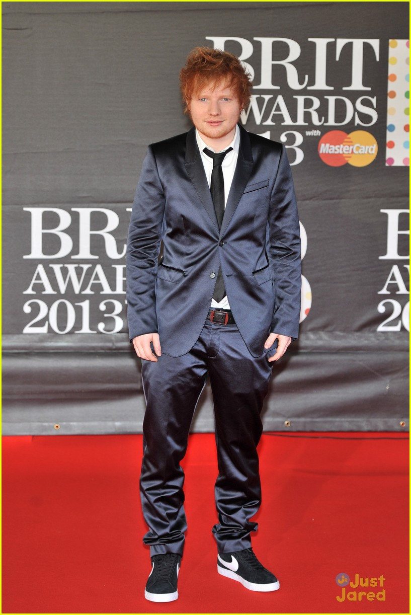 ed sheeran brit awards 02