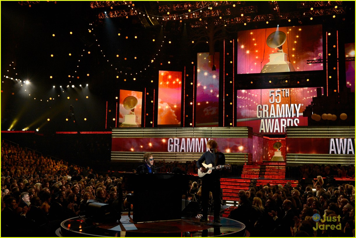 ed sheeran 2013 grammys 04