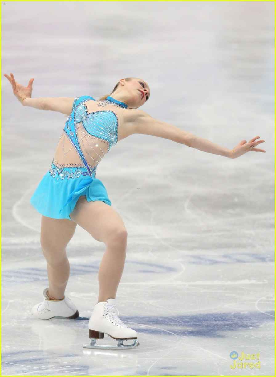 gracie gold christina gao four continents 06