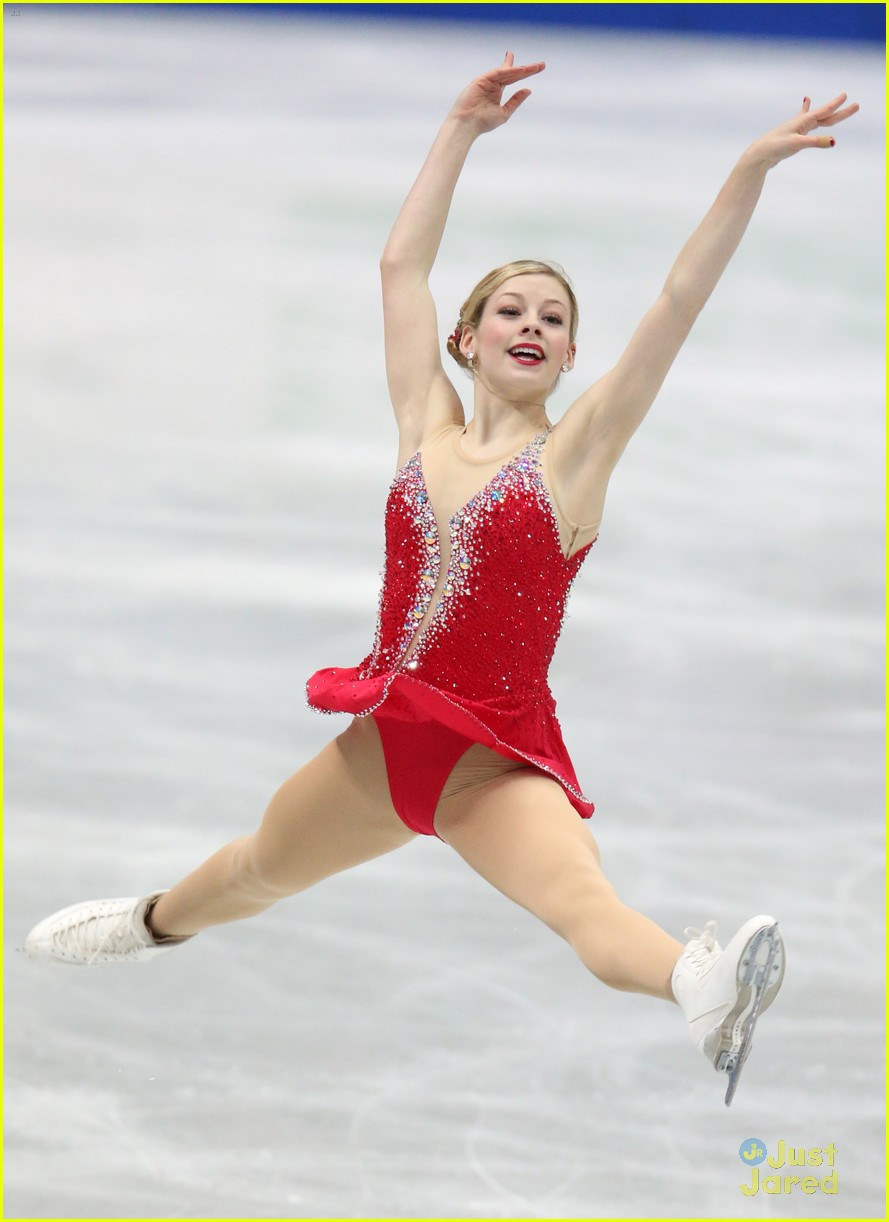 gracie gold christina gao four continents 16