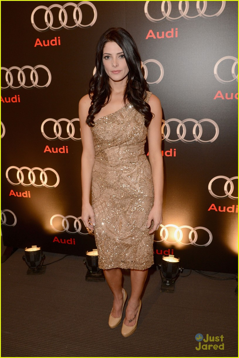 ashley greene audi party 02
