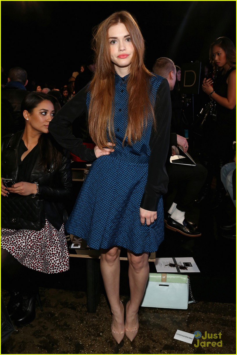 holland roden dkny charlotte ronson shows 13