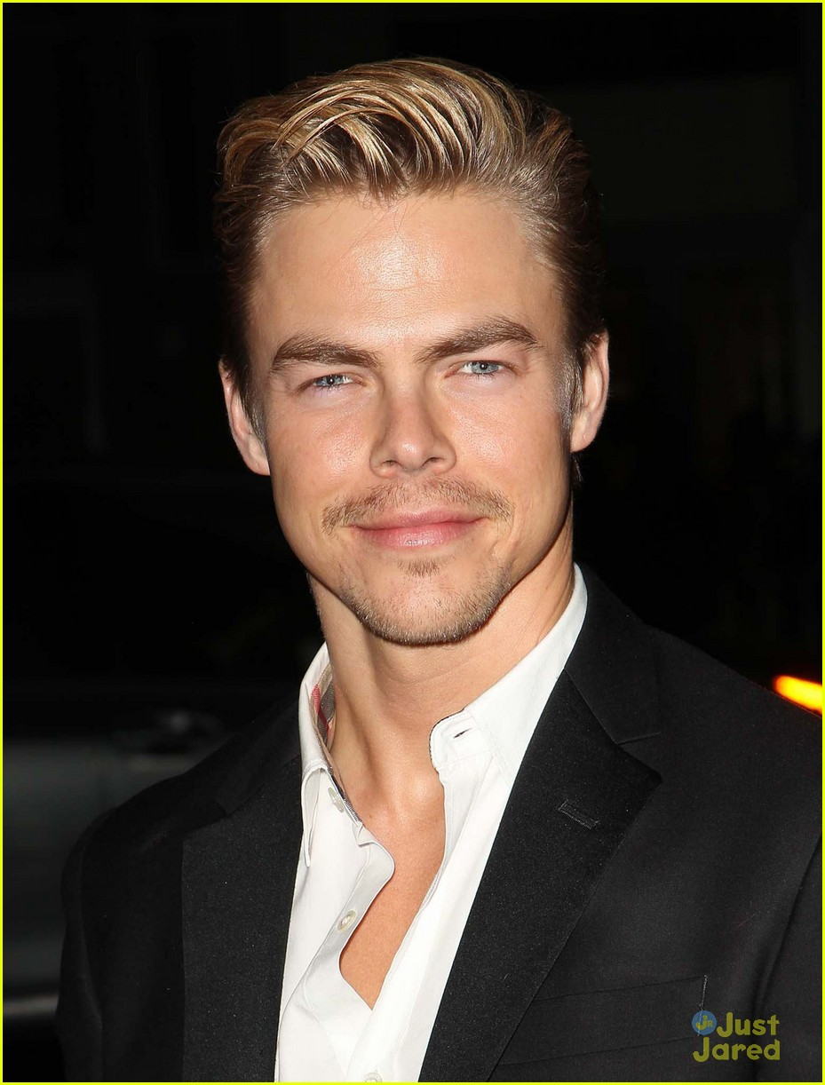 derek hough safe haven premiere 08