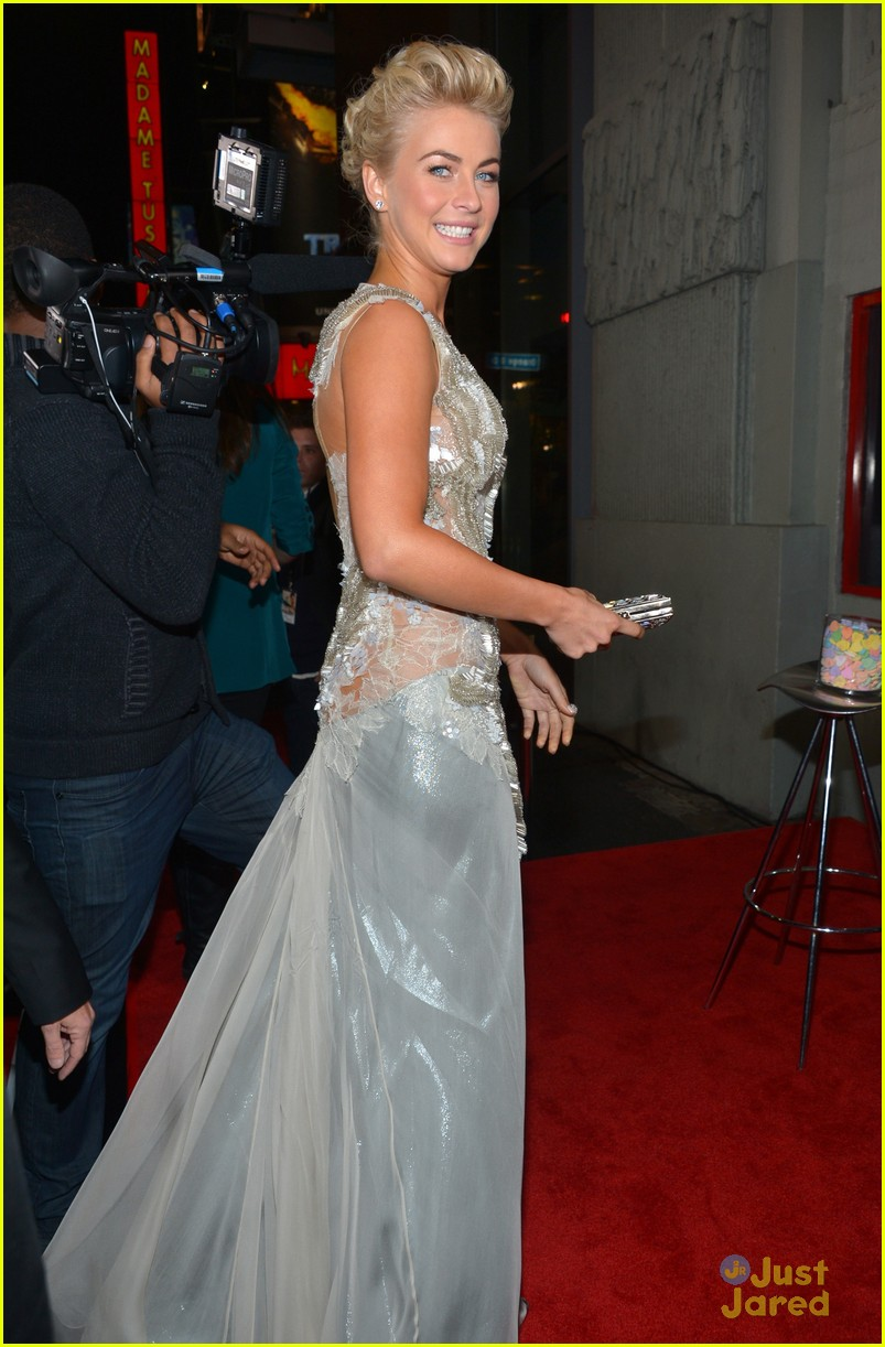 julianne hough haven premiere 11