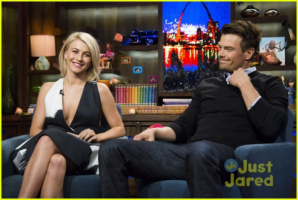 julianne hough safe haven london promo 26