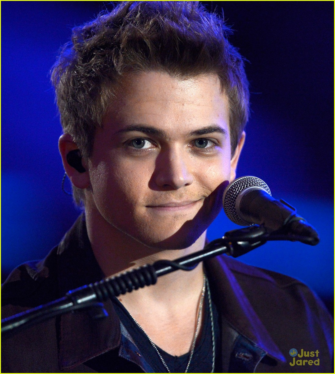 hunter hayes 2013 grammys 09