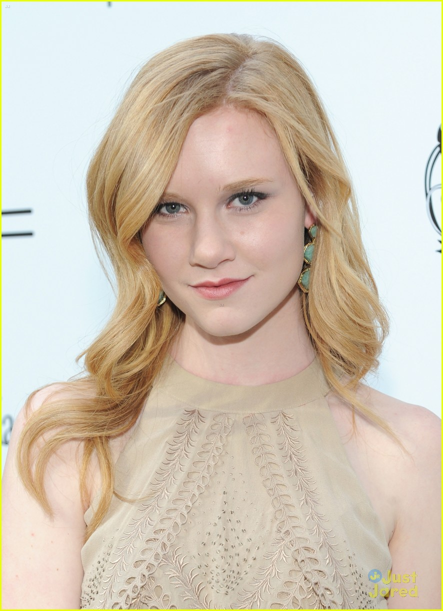 madisen beaty wif preoscar party 02