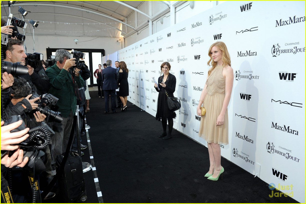 madisen beaty wif preoscar party 04