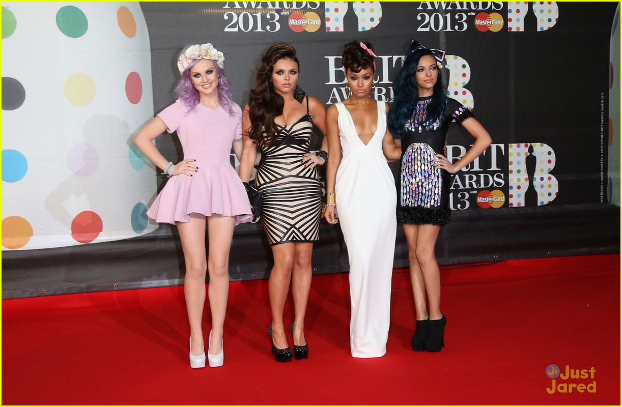 little mix brit awards 04