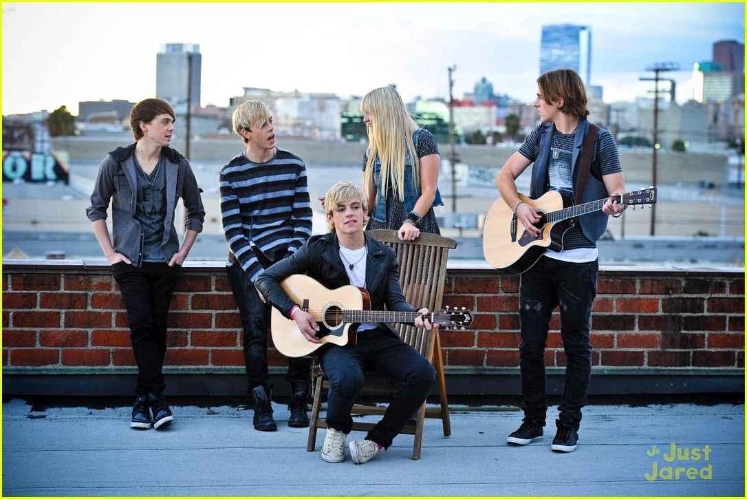 r5 loud summer tour 08
